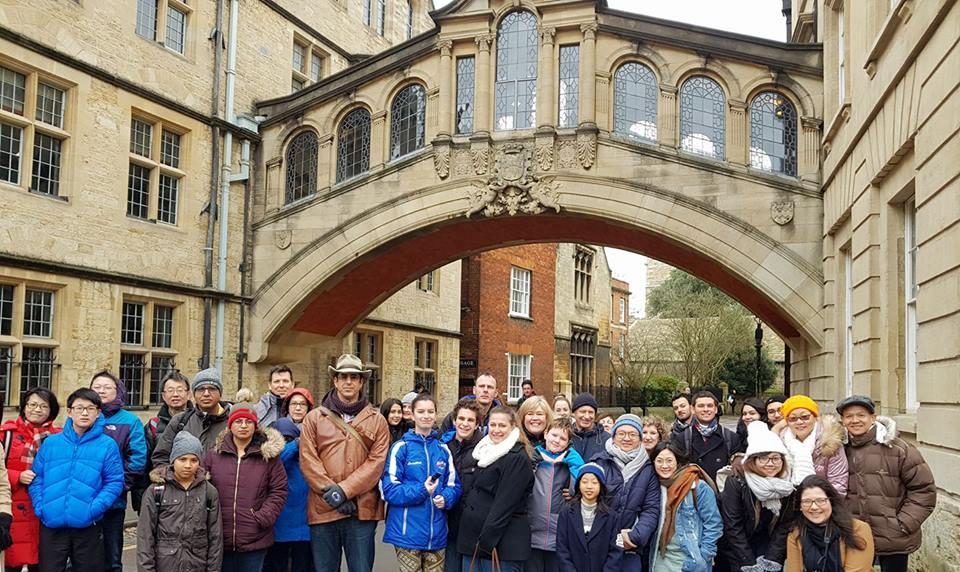 Premium Scholars Walk Tours 8