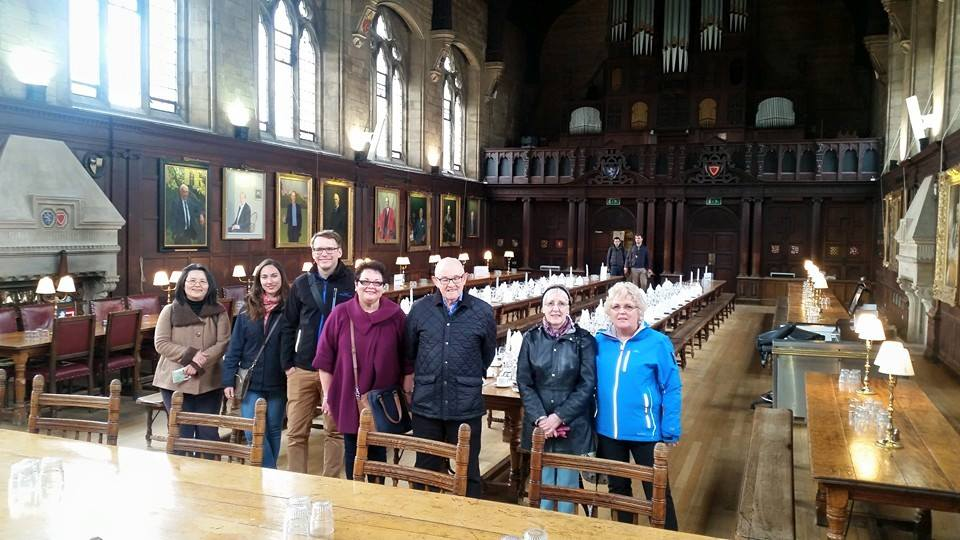 Harry Potter Tour Oxford