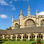 Free Oxford Walking Tours New College