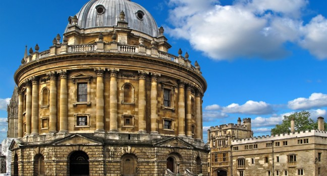 Oxford Walking Tours of Oxford
