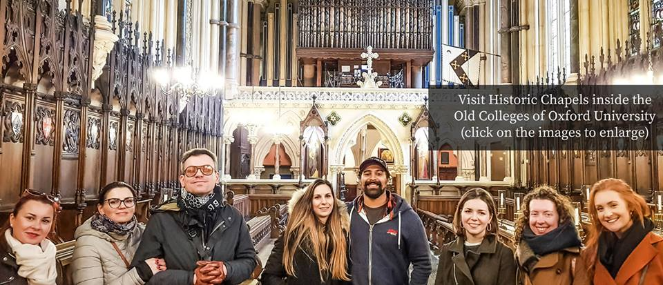 Oxford walink tours