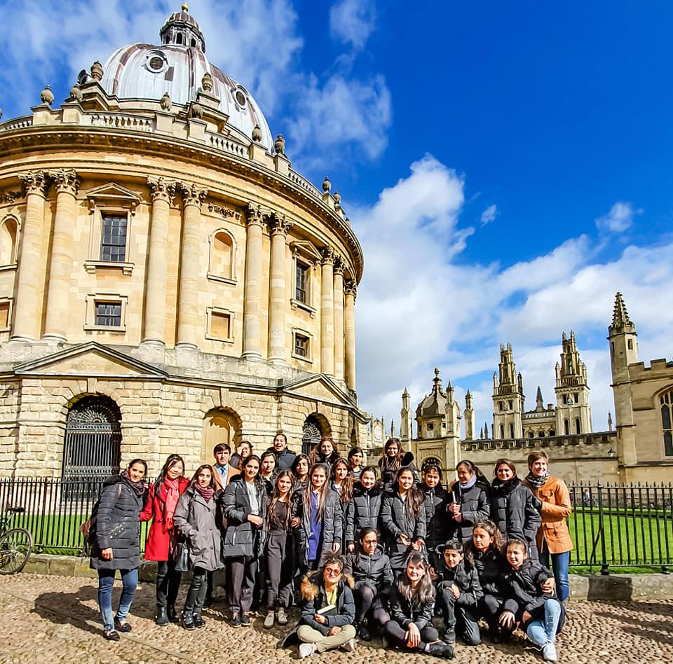 Free Oxford Walking Tours